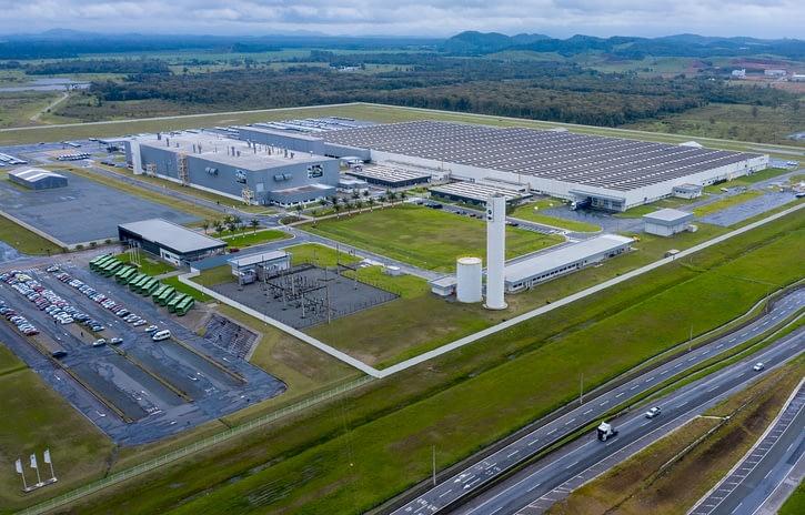 Imagem ilustrativa da notícia: BMW elevará sua produção em Araquari este ano