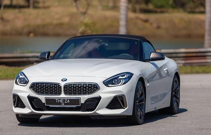 Imagem ilustrativa da notícia: BMW importa versão topo de linha do Z4