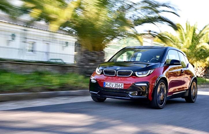 Imagem ilustrativa da notícia: BMW inicia pré-venda do i3