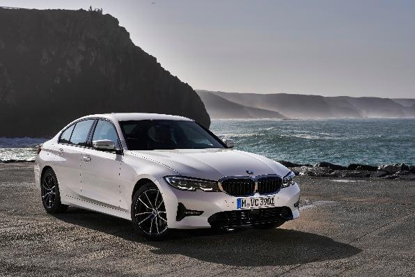 Imagem ilustrativa da notícia: BMW produzirá novo Série 3 em Araquari
