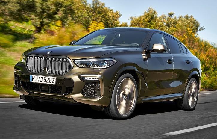 Imagem ilustrativa da notícia: BMW inicia vendas do novo X6 no Brasil