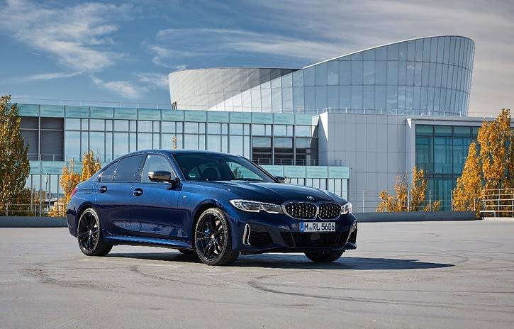 Imagem ilustrativa da notícia: BMW M340i chega importado ao Brasil