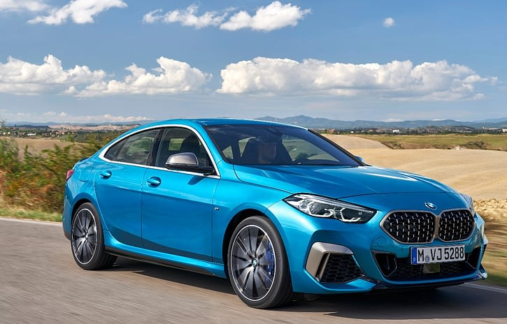 Imagem ilustrativa da notícia: BMW Série 2 Gran Coupé chega importado