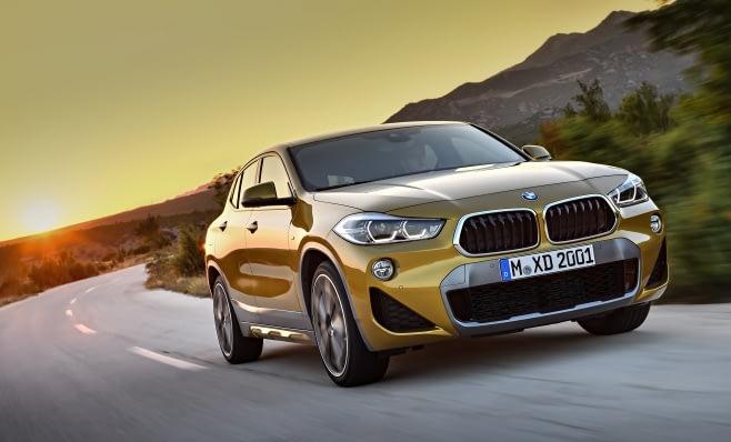 Imagem ilustrativa da notícia: BMW mostra versão final do inédito X2