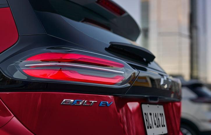 Imagem ilustrativa da notícia: Bolt EV é o primeiro de quatro Chevrolet que chegarão ao mercado
