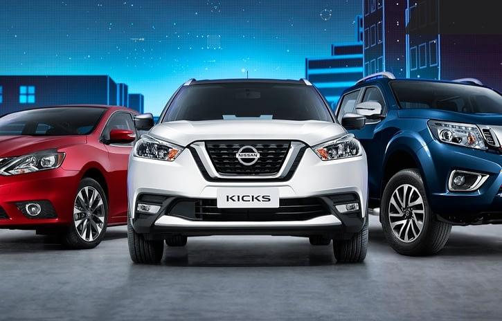 Imagem ilustrativa da notícia: Branca foi a cor mais escolhida por clientes Nissan