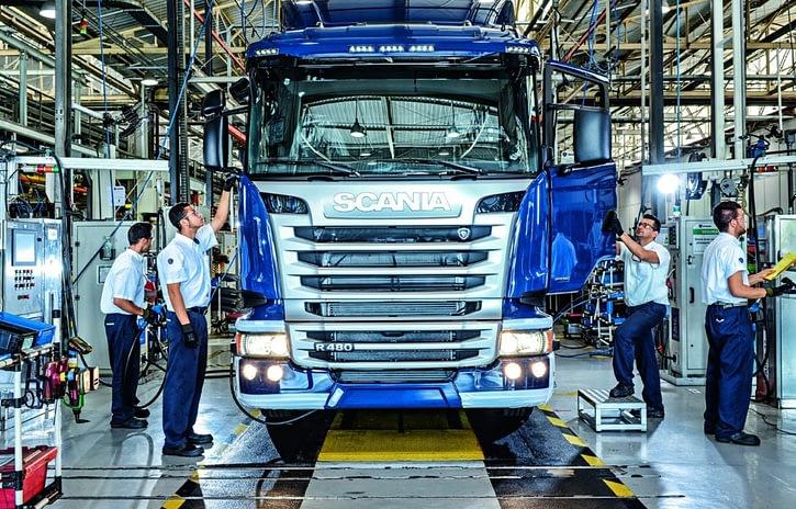 Imagem ilustrativa da notícia: Brasil e Alemanha sustentam vendas do Grupo Traton