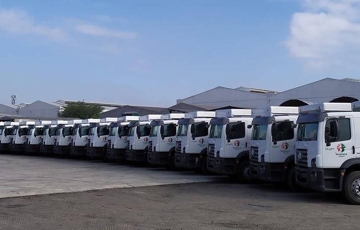 Imagem ilustrativa da notícia: Brasil e México terão livre-comércio de caminhões e ônibus