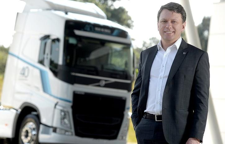 Imagem ilustrativa da notícia: Brasil é o segundo maior mercado da Volvo