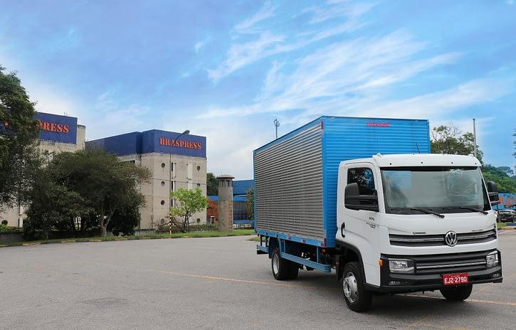 Imagem ilustrativa da notícia: Braspress testa caminhão automatizado VWCO