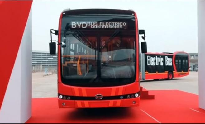 Imagem ilustrativa da notícia: BYD lança seu maior modelo de ônibus elétrico
