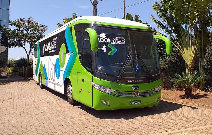 Imagem ilustrativa da notícia: BYD conclui homologação de ônibus de fretamento