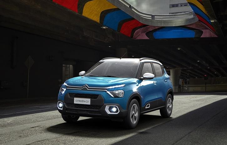 Imagem ilustrativa da notícia: Novo C3 é o primeiro de três Citroën para a América do Sul