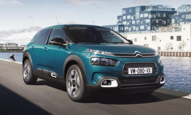 Imagem ilustrativa da notícia: Citroën confirma produção do C4 Cactus no Brasil