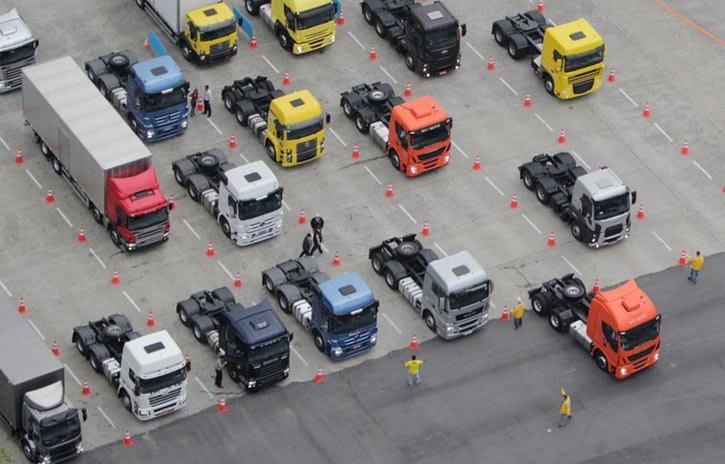 Imagem ilustrativa da notícia: Caixa volta a financiar 100% do caminhão