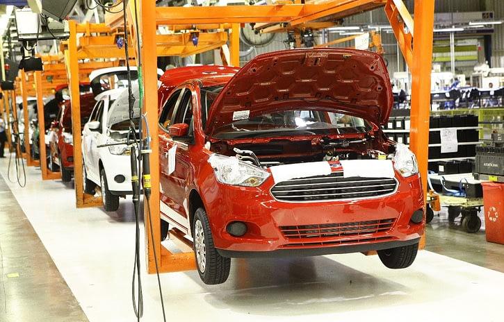 Imagem ilustrativa da notícia: Camaçari volta a produzir veículos Ford em 22 de junho