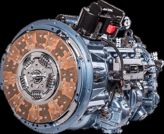 Imagem ilustrativa da notícia: Câmbio automatizado Eaton equipa Iveco Tector Coletor