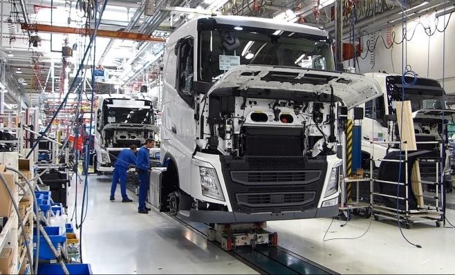 Imagem ilustrativa da notícia: Segmento caminhões mantém trajetória de recuperação