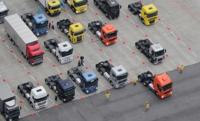 Imagem ilustrativa da notícia: Caminhões: disputa deve se acentuar no segmento de pesados em 2018