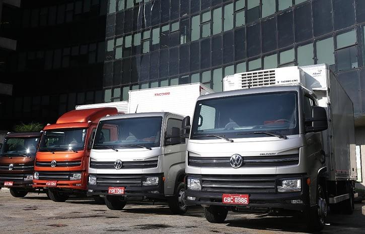 Imagem ilustrativa da notícia: Caminhões Volkswagen Delivery chegam à Costa Rica