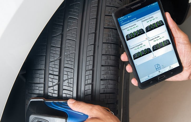 Imagem ilustrativa da notícia: Caoa fortalece pós-venda com scanner 3D de pneus