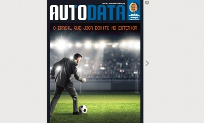 Imagem ilustrativa da notícia: Versão digital de AutoData 345 está no ar