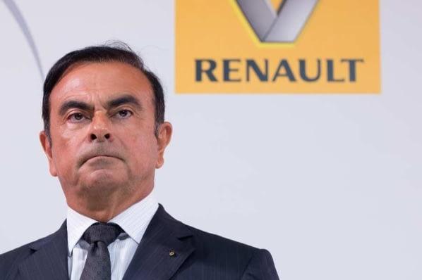 Imagem ilustrativa da notícia: Carlos Ghosn não é mais presidente da Renault