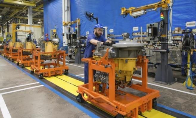 Imagem ilustrativa da notícia: Caterpillar investe R$ 55 milhões para fabricar transmissão