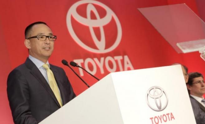 Imagem ilustrativa da notícia: Toyota trabalha em seu SUV brasileiro