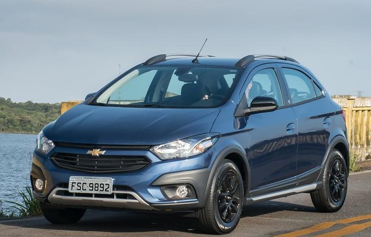 Imagem ilustrativa da notícia: Chevrolet Onix é líder absoluto em maio