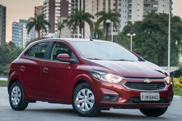 Imagem ilustrativa da notícia: Chevrolet Onix: 10% das vendas de 2018.