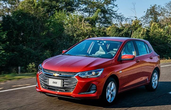 Imagem ilustrativa da notícia: Chevrolet Onix: mais vendido por cinco anos consecutivos.