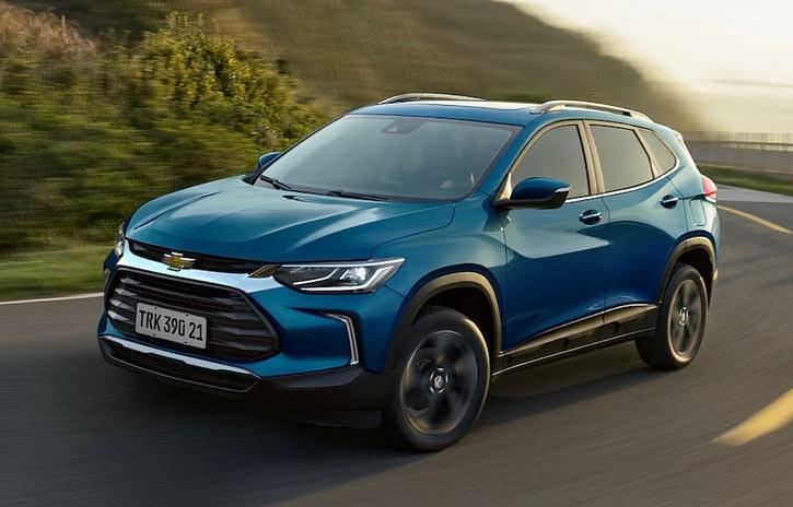Imagem ilustrativa da notícia: Chevrolet Tracker nacional parte de R$ 82 mil