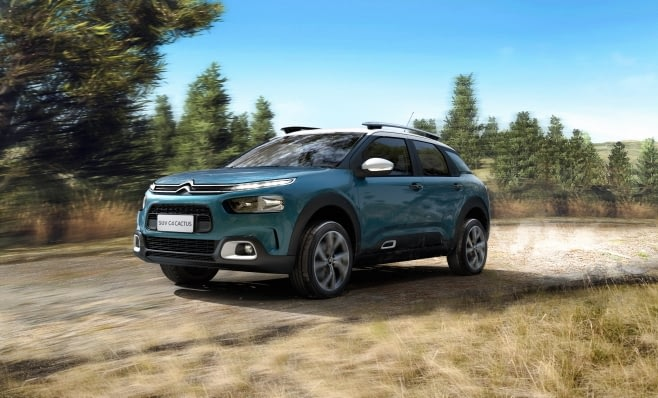 Imagem ilustrativa da notícia: Novo SUV compacto da Citroën fica abaixo dos R$ 100 mil
