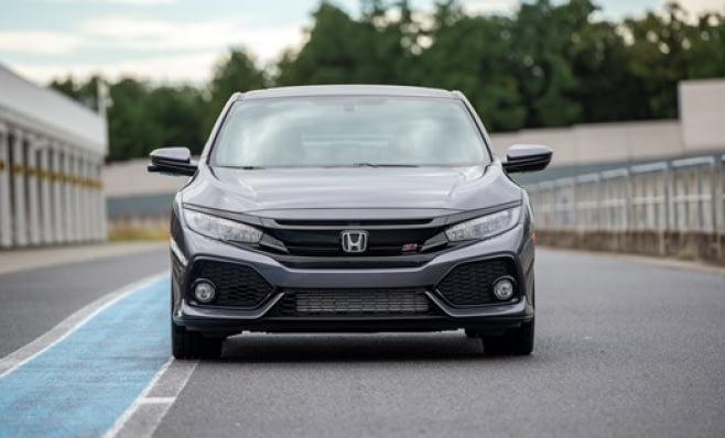 Imagem ilustrativa da notícia: Honda confirma chegada do Civic Si ao Brasil em 2018