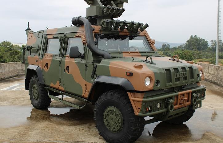 Imagem ilustrativa da notícia: Iveco entrega primeiro LMV-BR ao Exército