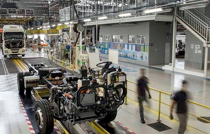 Imagem ilustrativa da notícia: CNH Industrial retoma atividades em todas as fábricas