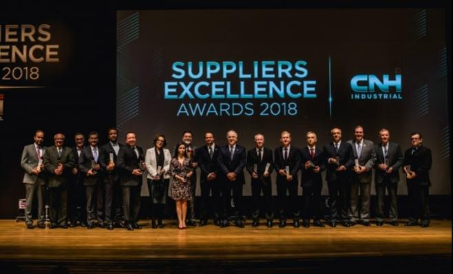 Imagem ilustrativa da notícia: CNH Industrial premia seus fornecedores