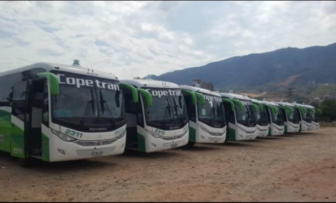 Imagem ilustrativa da notícia: Mercedes-Benz vende ônibus para Colômbia