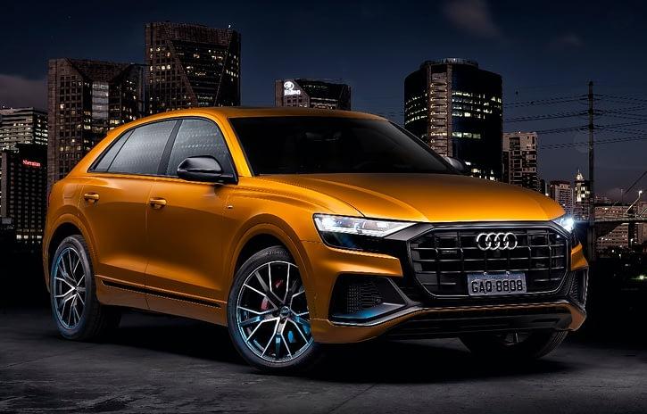 Imagem ilustrativa da notícia: Q8 abre nova ofensiva de importados Audi