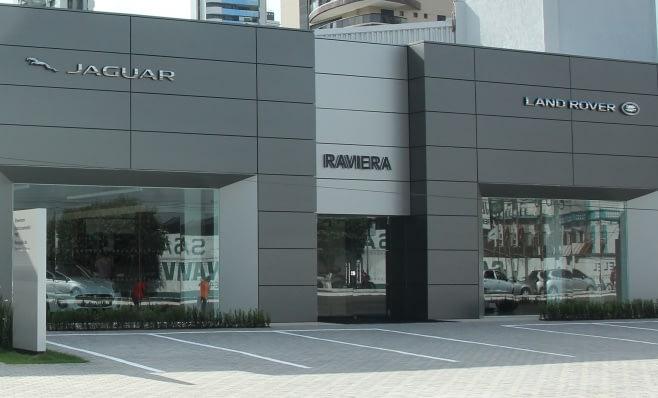 Imagem ilustrativa da notícia: Jaguar Land Rover inaugura concessionária em Belém
