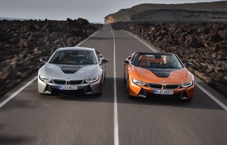 Imagem ilustrativa da notícia: Rede BMW aceita pedidos pelo i8