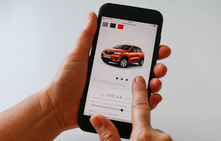 Imagem ilustrativa da notícia: Consumidor online se inclina para automóveis