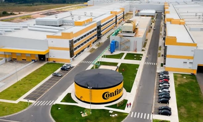 Imagem ilustrativa da notícia: Continental espera crescimento de até 3% para o mercado de pneus
