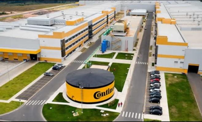 Imagem ilustrativa da notícia: Continental registra alta de 4,3% nas vendas em jan-mar