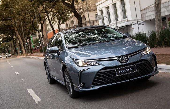 Imagem ilustrativa da notícia: Corolla agora tem motor 2.0 de Porto Feliz