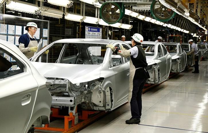 Imagem ilustrativa da notícia: Montadoras deixam de produzir 200 mil veículos