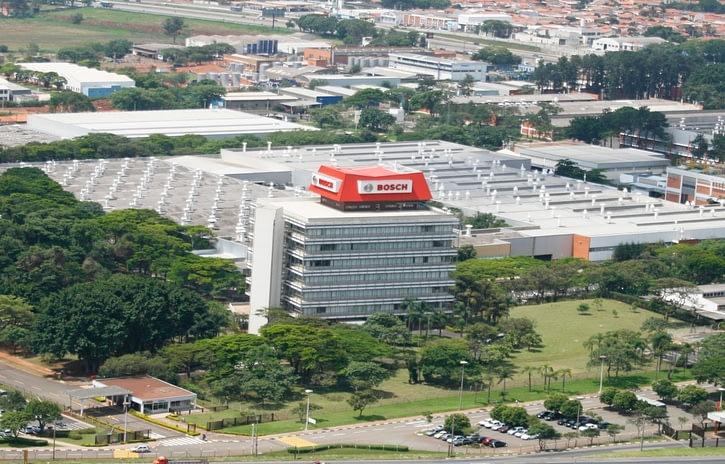 Imagem ilustrativa da notícia: Bosch cresce 12% na América Latina