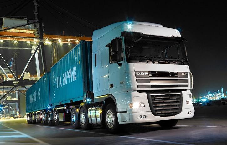 Imagem ilustrativa da notícia: DAF vende seu caminhão 8 mil no Brasil