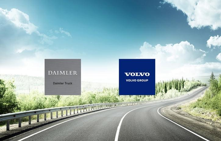 Imagem ilustrativa da notícia: Daimler Truck e Volvo criam cellcentric, para células de combustível